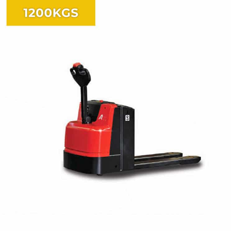 HC Forklifts 1200KG Stand On Pallet Stacker