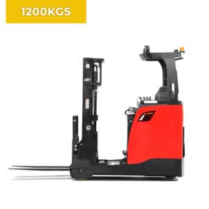 HC Forklifts 3 Wheel 1200KG Reach Truck
