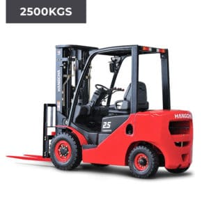 HC Forklifts XF Series XF25D Diesel Forklift Truck
