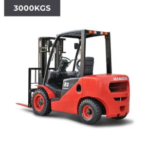 HC Forklifts XF Series XF30D Diesel Forklift Truck