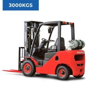 HC Forklifts XF Series XF30L LPG Forklift Truck