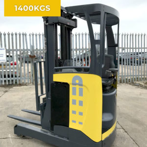 Atlet UNS1400 1400KG Electric Reach Truck