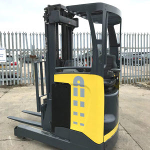 Atlet UNS1400 1400KG Electric Reach Truck