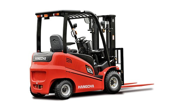 Find A New Forklift Truck >