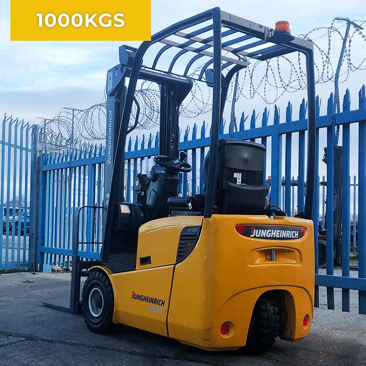 Jungheinrich EFG110 Electric Forklift Truck