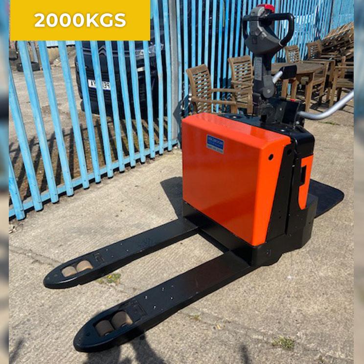 BT LPE 200-8 2000KG Electric Pallet Truck