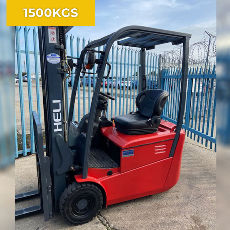 Heli FB315G 1500KG Electric Forklift Truck